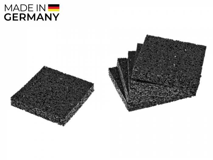 KAHRS Gummigranulat-Pads 60x60x20 mm, 10 Stk./Paket_1