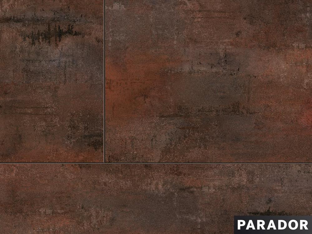 PARADOR Trendtime 5 Laminatboden Fliesenoptik, Ferrostone Steinstruktur