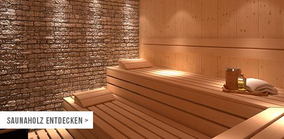 Sauna Bausätze entdecken