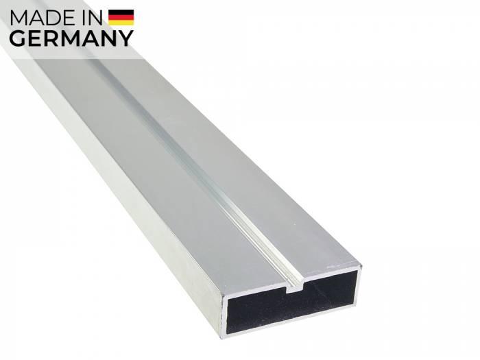 KAHRS Aluminium Unterkonstruktion, 20x60 mm,  blank, *flat* für eine geringe Aufbauhöhe_1