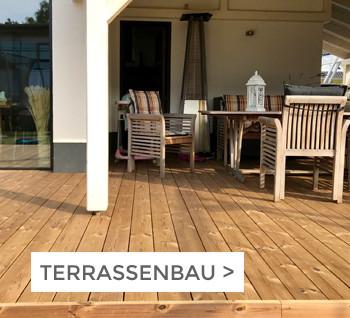 Terrassenbau