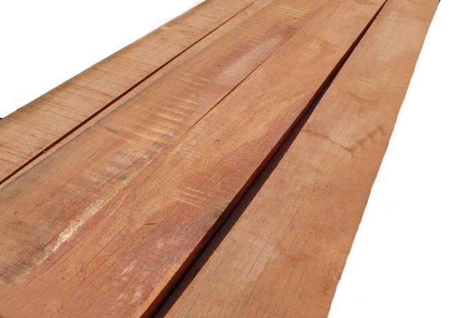 100x100 mm Bongossi Schnittholz, AD, *FAS*, sägerau_1