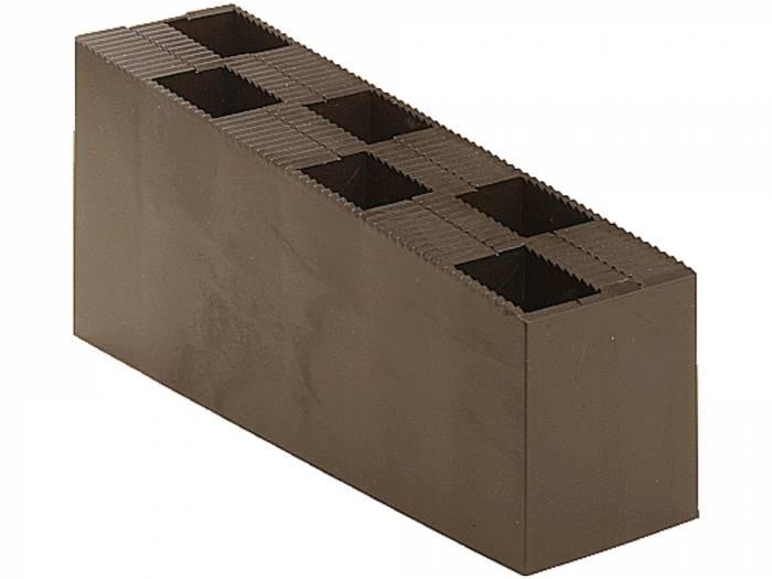 150x45x70 mm Knudsen-Keil Schwarz Maxi Art.Nr.: 00109_1