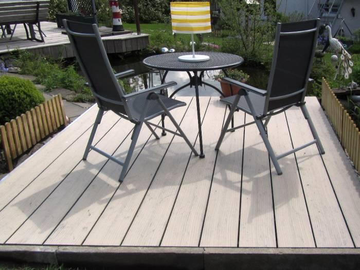 KAHRS WPC Terrassendielen, 20x200 mm, Massiv XL, Steingrau, Grob/Strukturiert_1