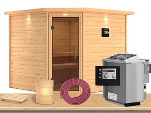 sauna-bausatz