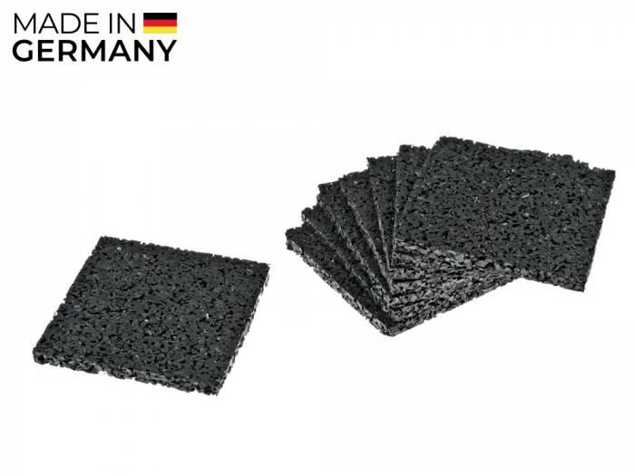 KAHRS Gummigranulat-Pads 60x60x3 mm, 50 Stk./Paket_1