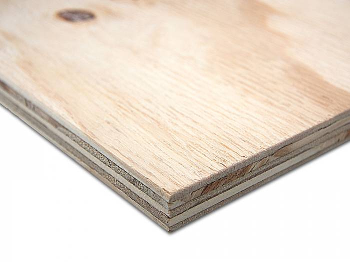 22 mm Pinus Elliotti Sperrholz C+/C WBP 2,44 x 1,22 m (41 Stück/ Paket)_1