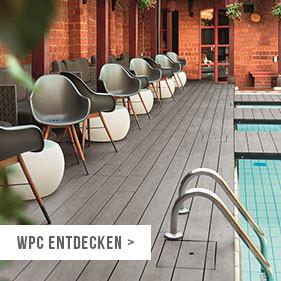 WPC Terrassendielen entdecken
